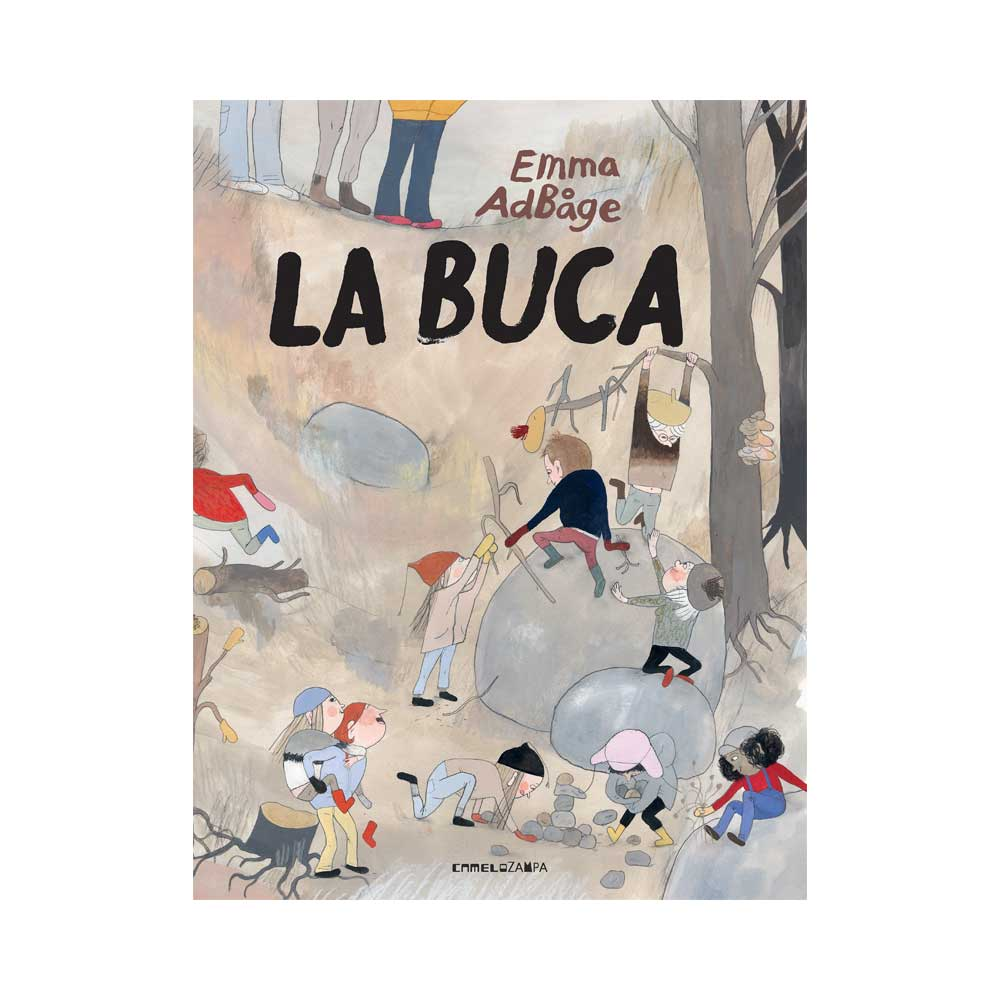 La Buca - Edizioni Camelozampa