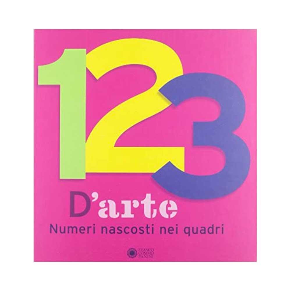 1 2 3 d'arte, Numeri nascosti nei quadri - Franco Cosimo Panini